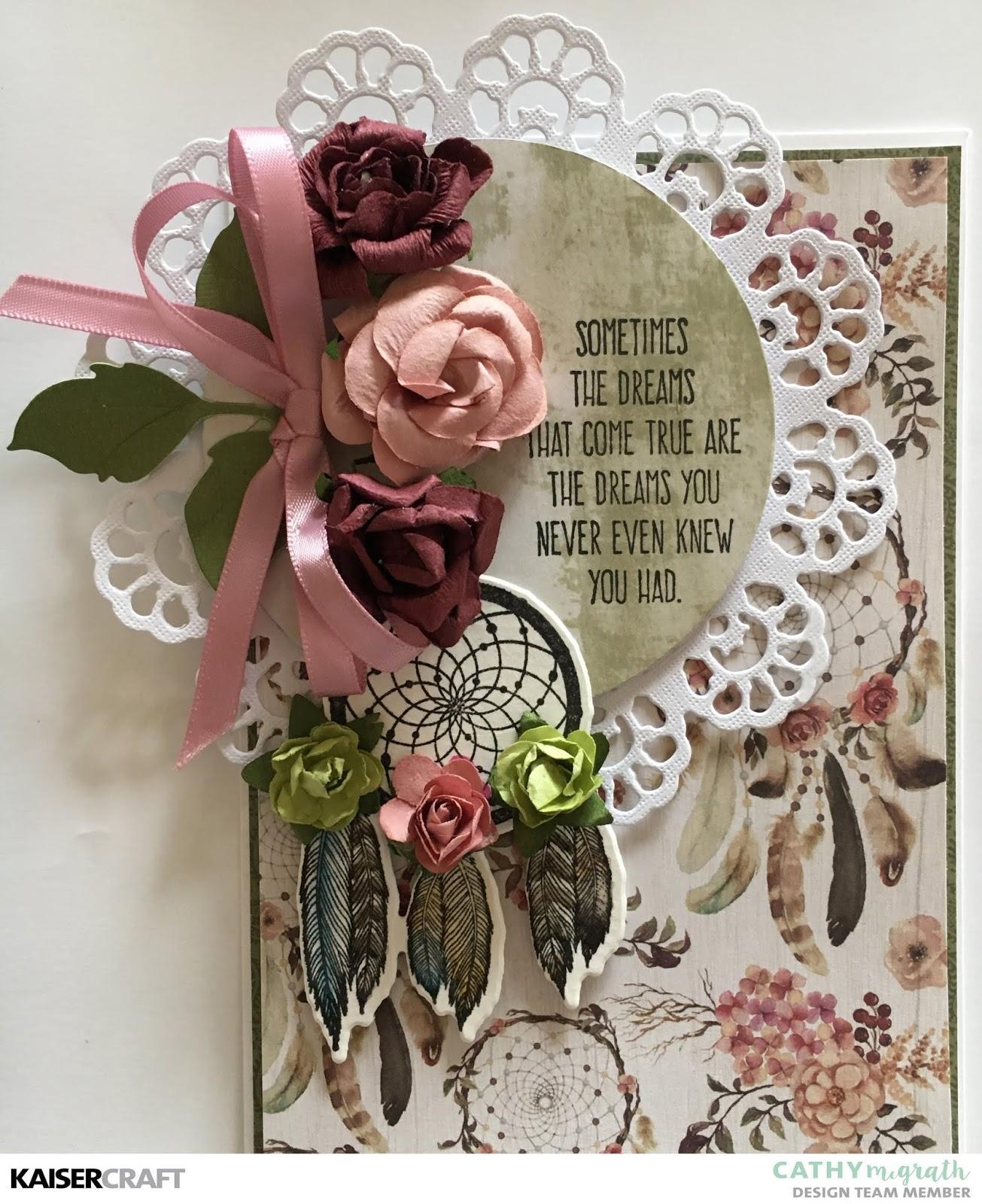 Sew Creative: Gypsy Rose Cards