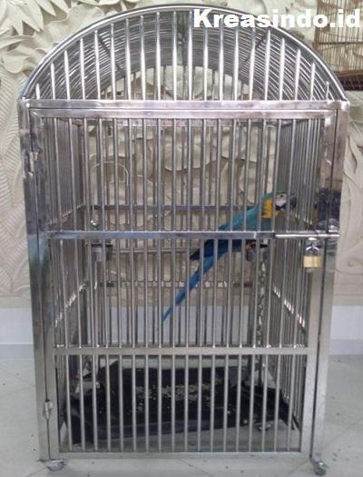 Harga Kandang Burung Stainless