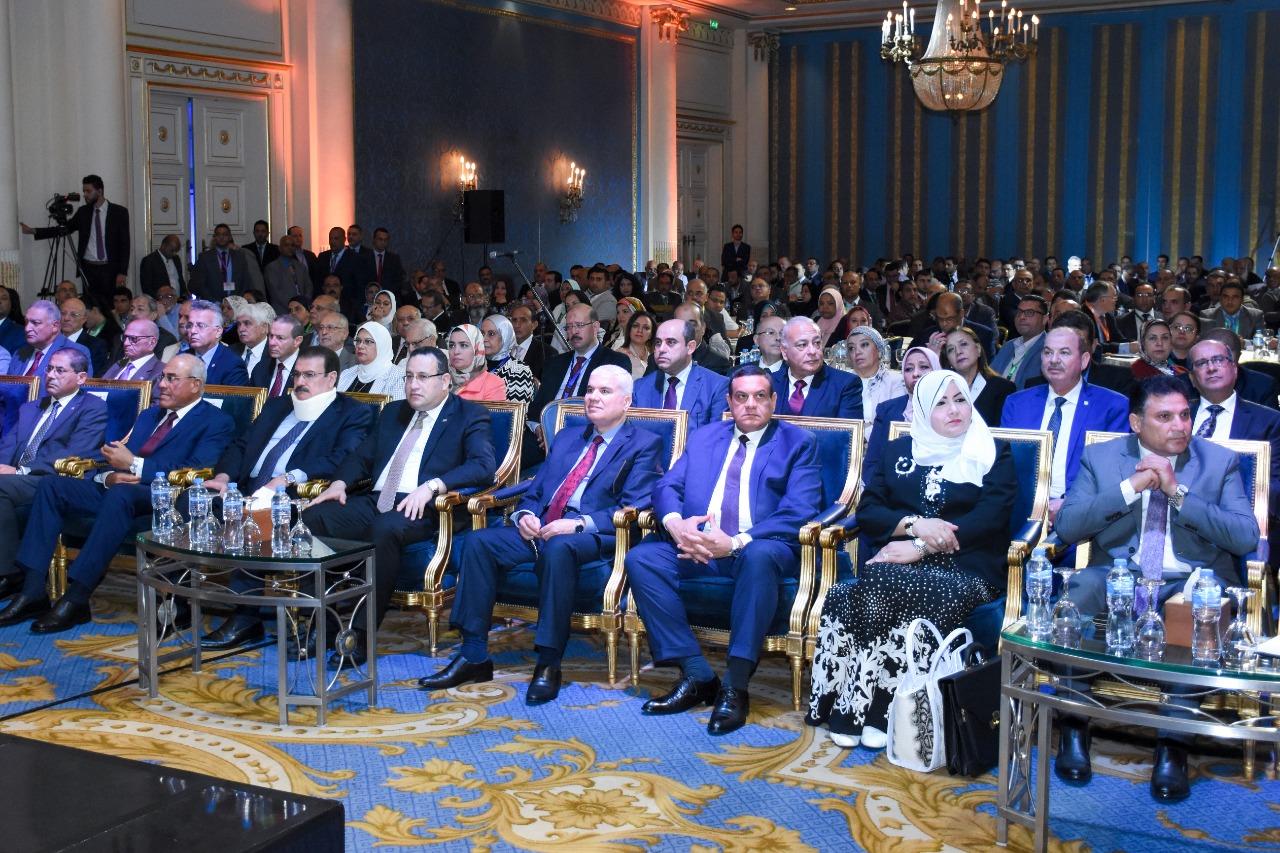 بمشاركة اكثر من 15 دولة عربية واجنبية  انطلاق مؤتمر شركة ابو قير للاسمدة السنوى الثالث والثلاثون لتكنولوجيا معالجة المياه