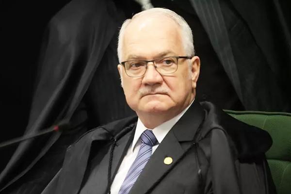O ministro do STF Edson Fachin – Foto: Nelson Jr/Arquivo/SCO/STF