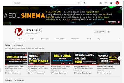Cara Download Semua Video di Playlist Youtube