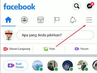 Cara Menghilangkan Notifikasi Pemberitahuan Facebook Tidak Penting