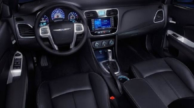 2018 Chrysler 200 Redesign, Release Date, Price