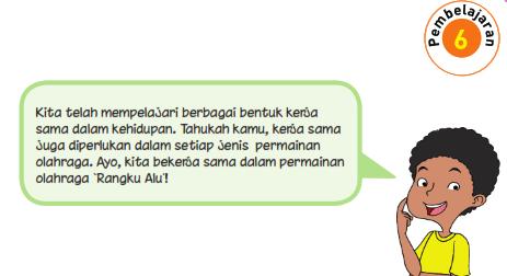 Kunci Jawaban Tema 3 Kelas 6 Kurikulum 2013 Halaman 8