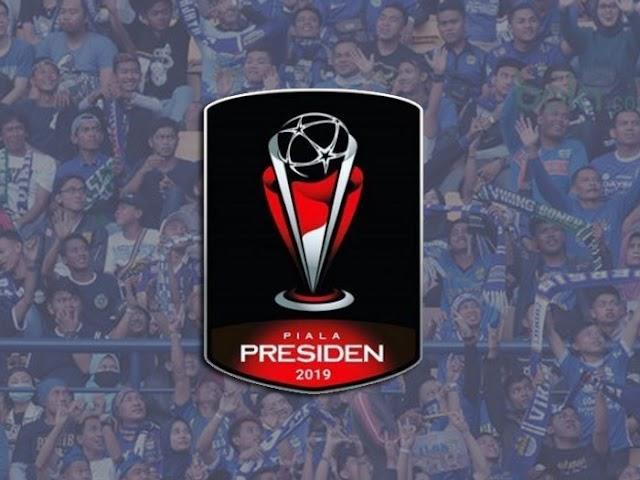 Inilah Jadwal Pertandingan Persib di Piala Presiden 2019