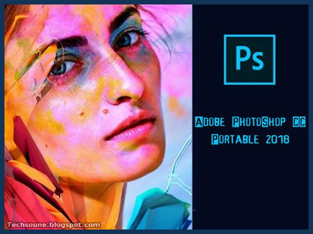تحميل Adobe Photoshop CC 2018 محمول و بحجم صغير