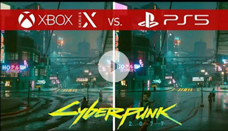 Cyberpunk 2077' Runs at 60 FPS On 'PS5 and Xbox Series X' PS5 Frame Rate Ain't Impressive