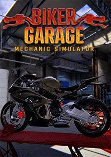 Biker Garage Mechanic Simulator Torrent (PC)