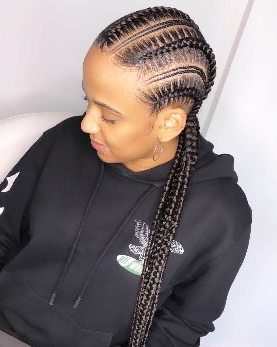 30 Feed In Braids Hairstyles 2019 That Will Liven Up Your