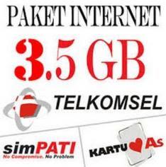 Buat Paket Internet Flash 3.5GB Harga 45 Ribu 2017