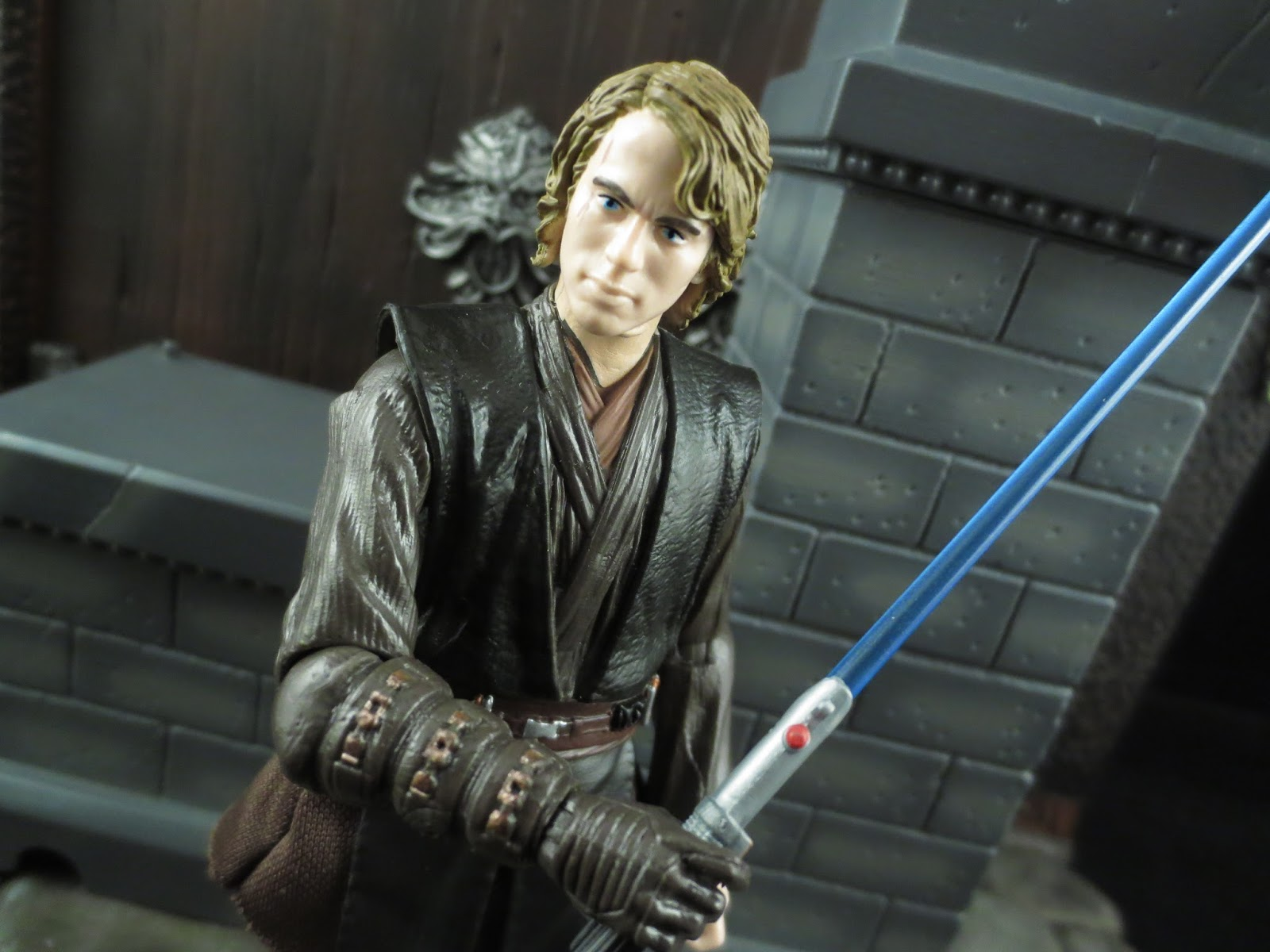 STAR WARS BLACK SERIES 6 INCH BASIC SITH KYLO REN BODY GREAT FOR CUSTOMS