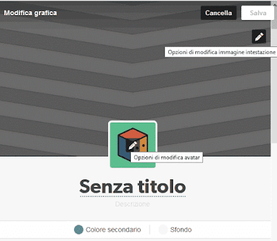 Personalizza tumblr