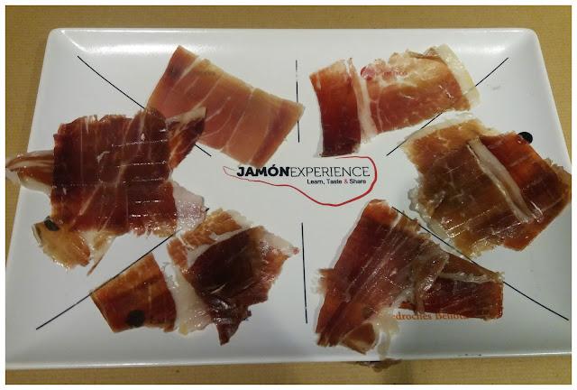 Jamón Experience em Barcelona