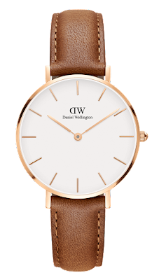 Daniel Wellington Classic Petite Durham Rose Gold Watch