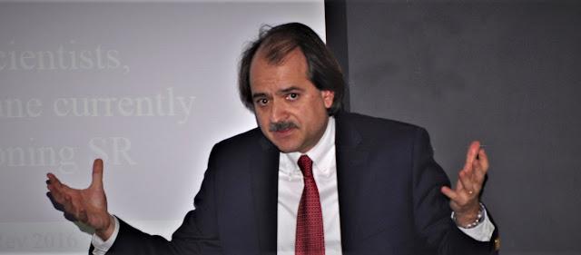 Γ.Ιωαννίδης: «Δημιουργούμε εξαθλιωμένους ανθρώπους - Μία μικρή ελίτ κακοποιεί την ανθρωπότητα»!