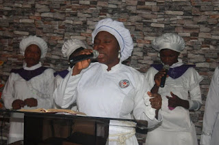 Thanksgiving The Mystery Of Total Recovery - Pastor Mrs. Folakemi Obadare