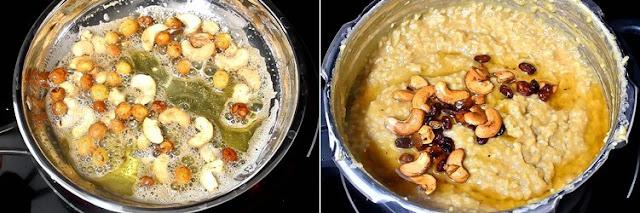 how-to-make-sakkarai-pongal-6