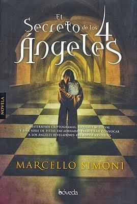 El secreto de los cuatro ángeles – Marcello Simoni