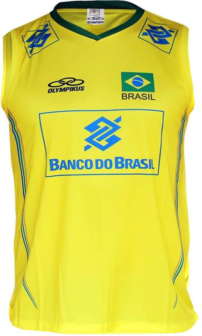 7998635bc418d Compre camisas do Seleção Brasileira de Vôlei e de outros clubes e seleções  de futebol