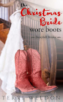The Christmas Bride Wore Boots Amazon Link