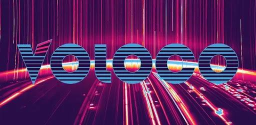 صوت نغمات تلقائي + التنسيق Voloco هو تطبيق معالجة صوتي في الوقت الحقيقي يجمع بين الضبط التلقائي والانسجام والتشفير الصوتي
