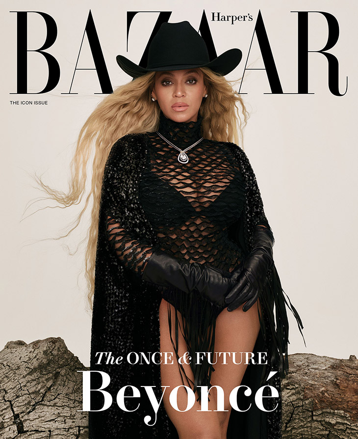 Beyoncé is the Cover Star of Harper's Bazaar September 2021 Issue