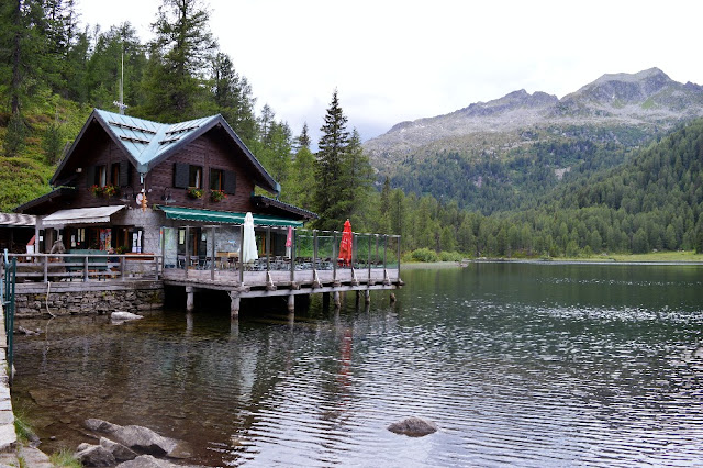rifugio lago delle malghette