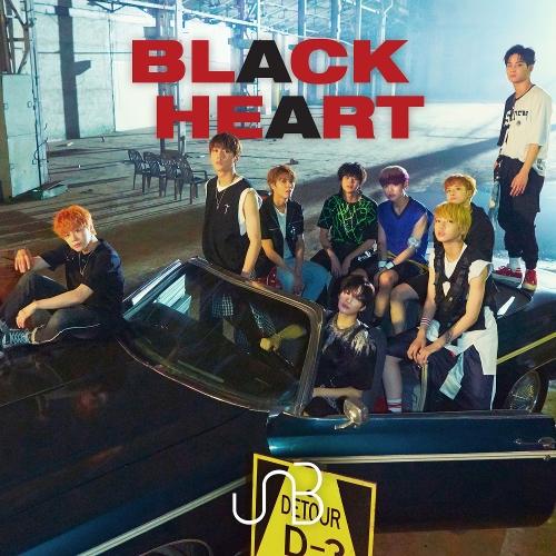 UNB – BLACK HEART – EP