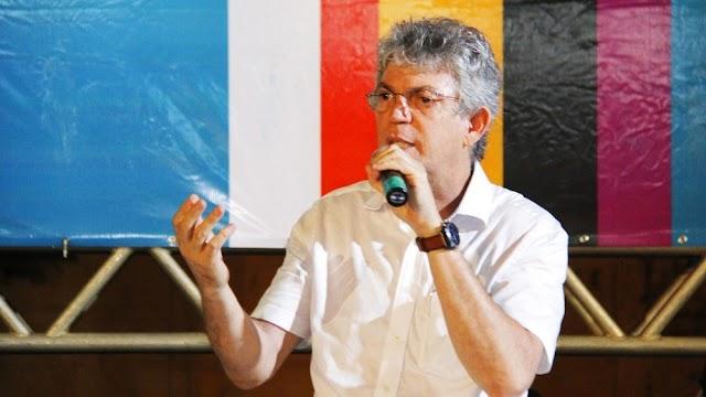 Ex-governador Ricardo Coutinho é alvo de mandado de prisão na Operação Calvário, na Paraíba