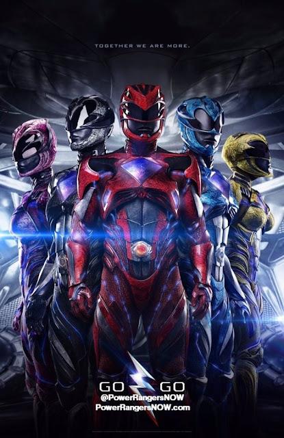 Terceiro Trailer de Power Rangers