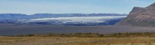 Parque Nacional Skaftafell, glaciar Skeidarárjökull.