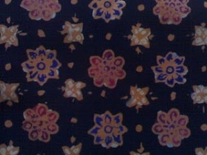 motif batik jambi kaco piring