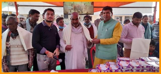कृषि बिल के समर्थन में देश भर के किसान अपने रक्त से हस्ताक्षर कर देश के प्रधानमंत्री को सौपेंगे समर्थन पत्र: राम निवास