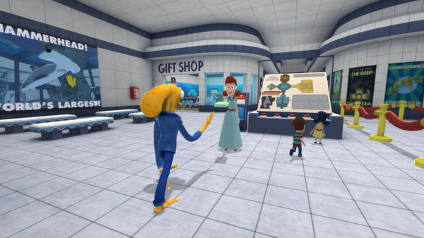 Octodad Dadliest Catch PC Game