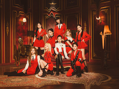 TWICE japanese third album, Perfect World details CD DVD tracklist info album TWICE tema 2021 Jepang lyrics