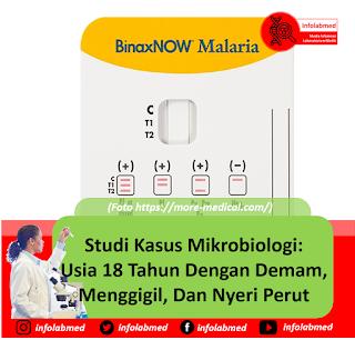 Studi Kasus Mikrobiologi
