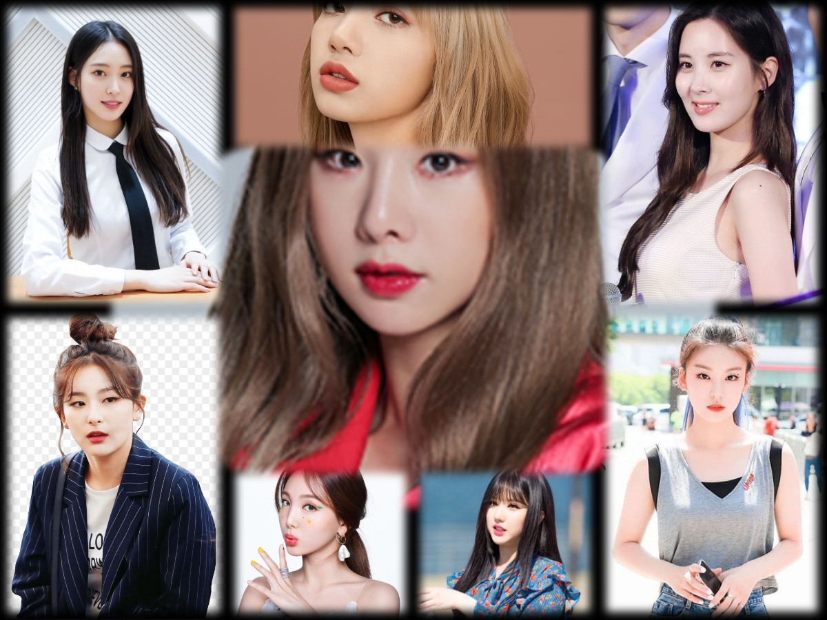 Top 10 Most Beautiful K Pop Girl Idols In South Korea