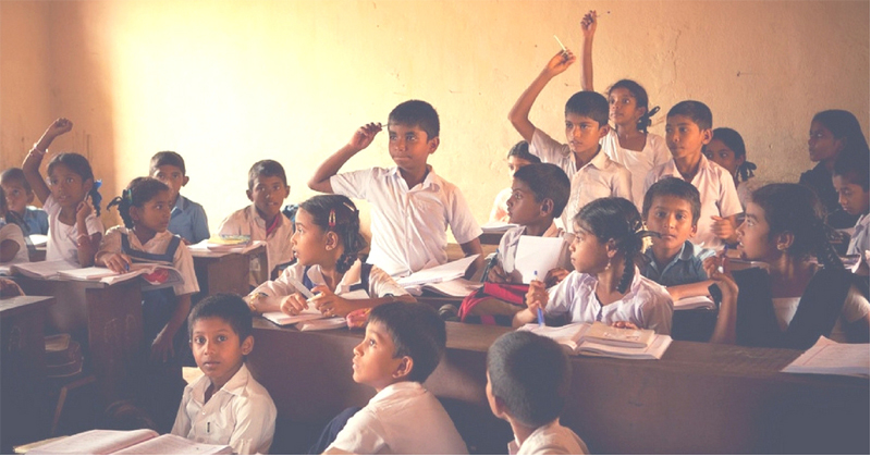 More than one lakh children are enrolled in state schools,www.thekeralatimes.com