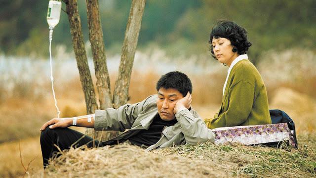 Song Kang-ho Jeon Mi-seon | Bong Joon-ho's Memories of Murder