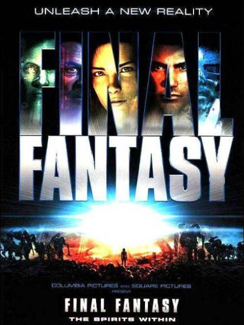 Nostalgia Film Animasi Final Fantasy Spirit Within