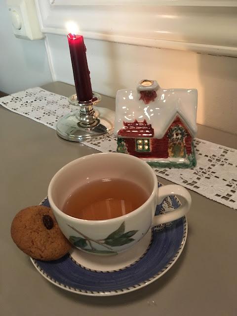 Julete og gammeldagse pepperkaker. Foto
