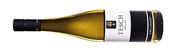Riesling Unplugged aus dem Weingut Tesch