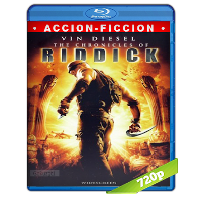 La Batalla De Riddick (2004) BRRip 720p Audio Trial Latino-Castellano-Ingles 5.1