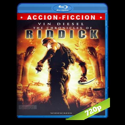La Batalla De Riddick (2004) BRRip 720p Audio Trial Latino-Castellano-Ingles 5.1