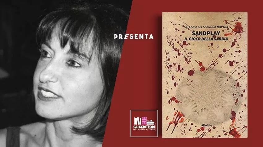 Stefania Napoli presenta: Sandplay. Il gioco della sabbia