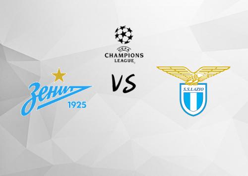 Zenit San Petersburgo vs Lazio  Resumen