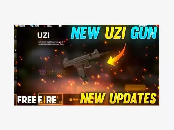 Kord dan Uzi Free Fire