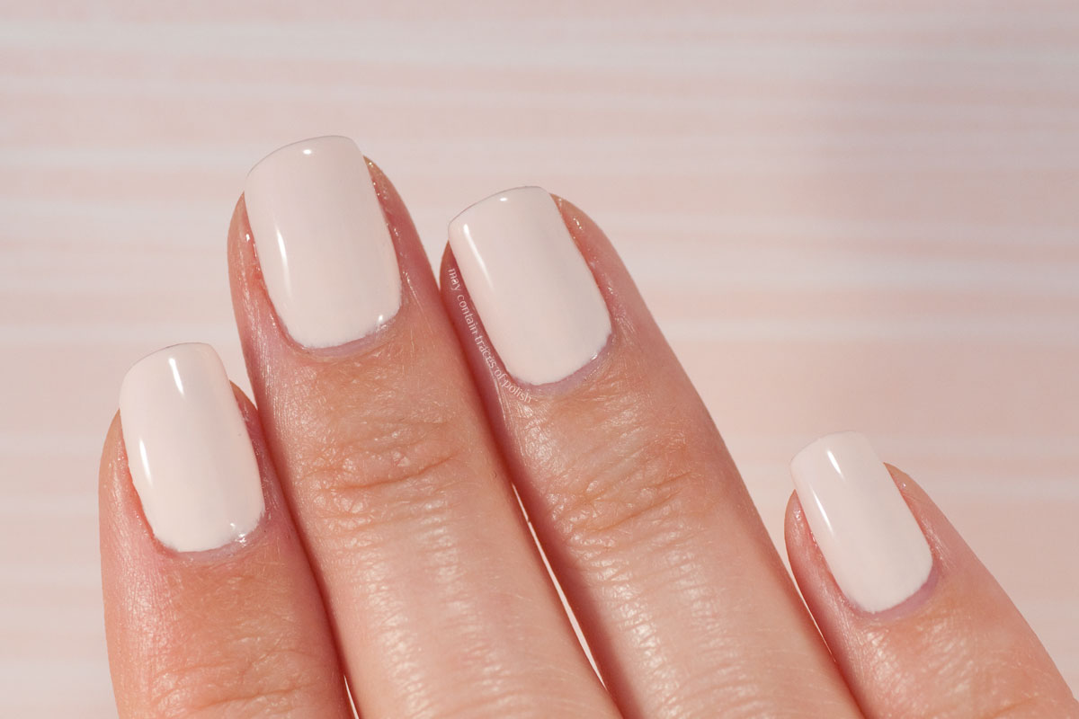 Pink Gellac Love Affair Collection swatches - 320 Powder Pink