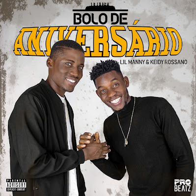 Lil Manny & Keidy Rossano - Eu Sou (Prod. Kayasa Beatz) 2019