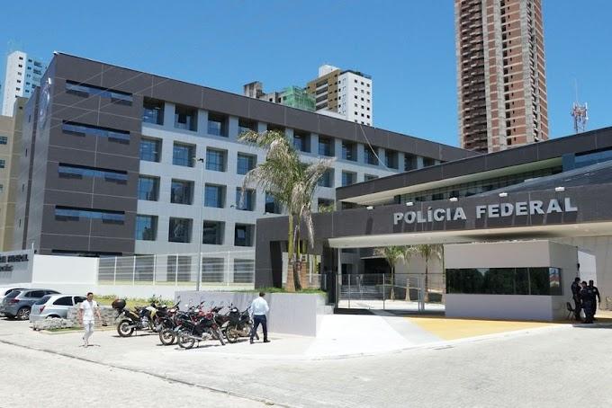 NESTA MANHÃ: Polícia Federal deflagra operação para desarticular quadrilha especializada em tráfico de drogas.